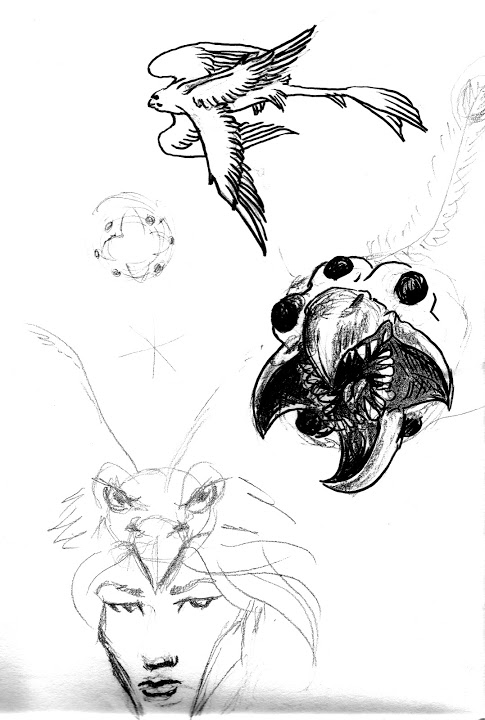 ravagersketches