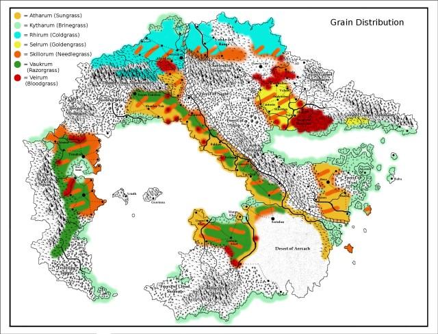 Grain Type Distribution