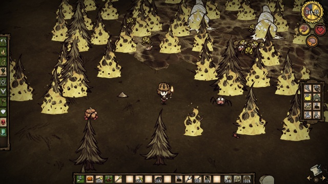 Getting a bit overzealous in Don't Starve.